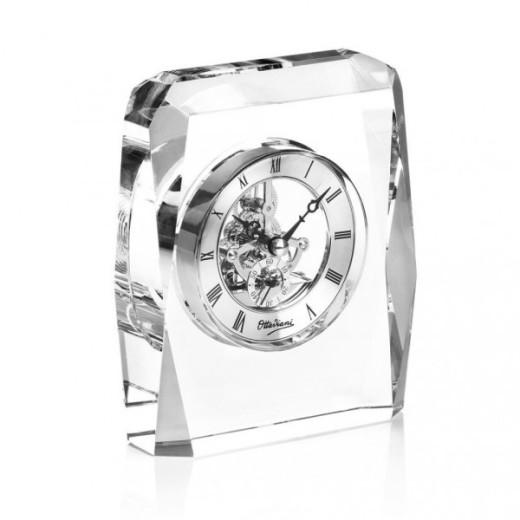 Orologio da tavolo in cristallo goccia ottaviani mobilia store - Ottaviani orologio da tavolo ...